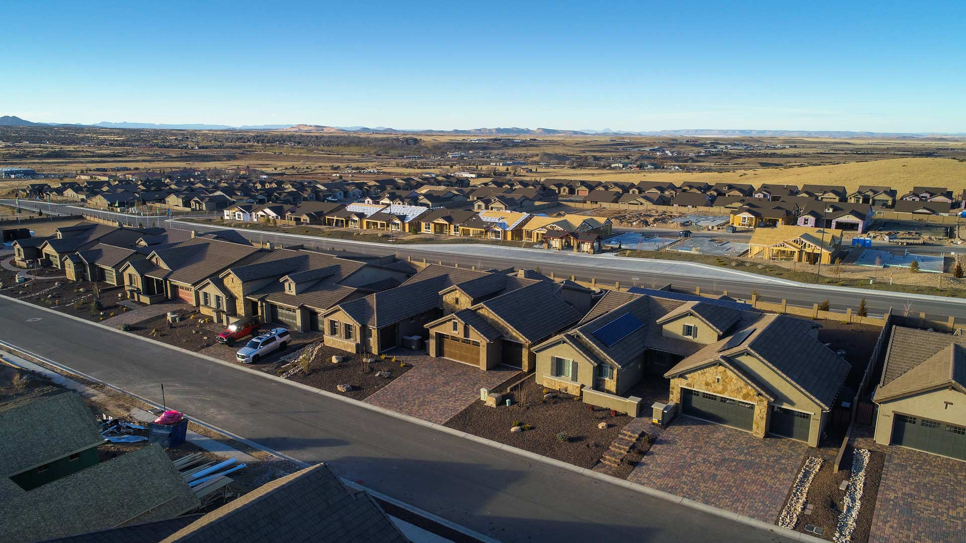Mandalay homes the overlook greater prescott area for The prescott